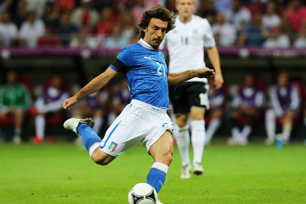 Euro 2012 Final: Players Who Must Dominate for Italy to Upset Spain