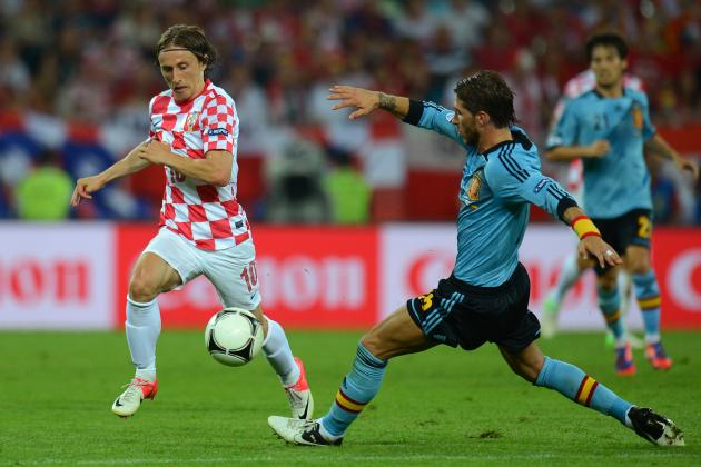Manchester United Transfer News: Massive Debt Won't Stall Pursuit of Modric
