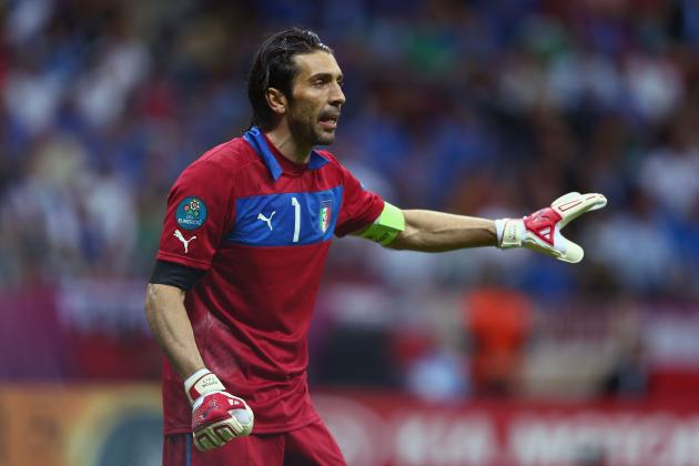 Spain vs. Italy: Most Important Players on the Pitch in Exciting Euro 2012 Final
