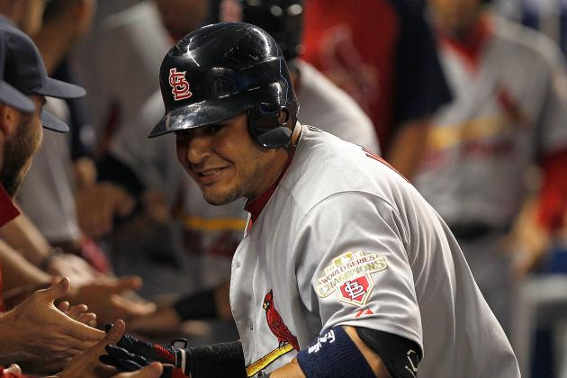 New Tag for Molina: MVP Candidate