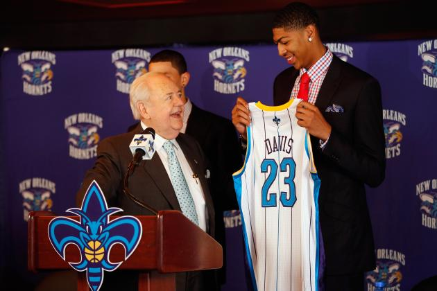 NBA Draft 2012 Results: Ranking Lottery Picks' Rookie of the Year Potential