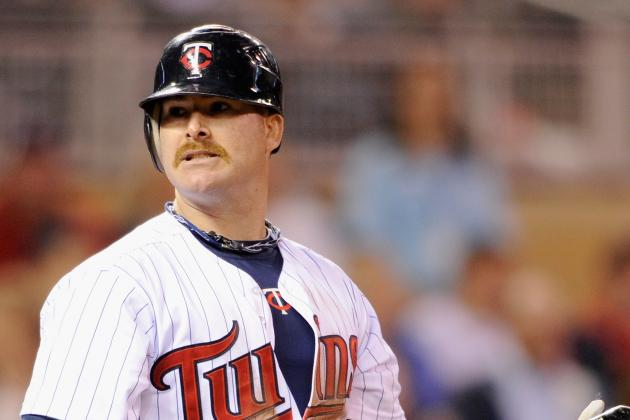 Minnesota Twins Sign Ryan Doumit to 2-Year Extension