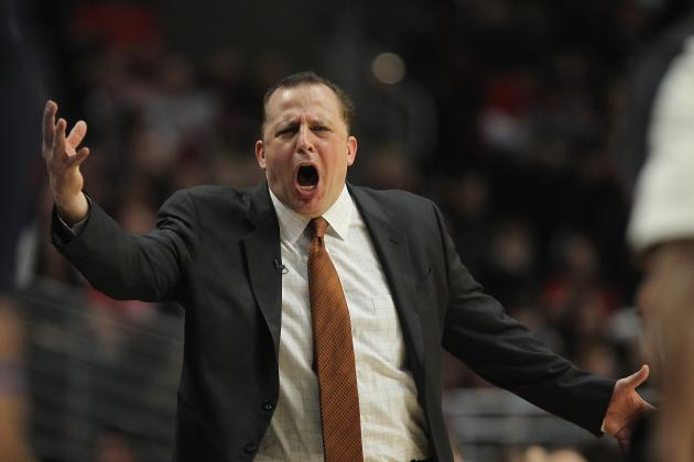 Tom Thibodeau's Contract Negotiations Not Progressing Well with Chicago Bulls