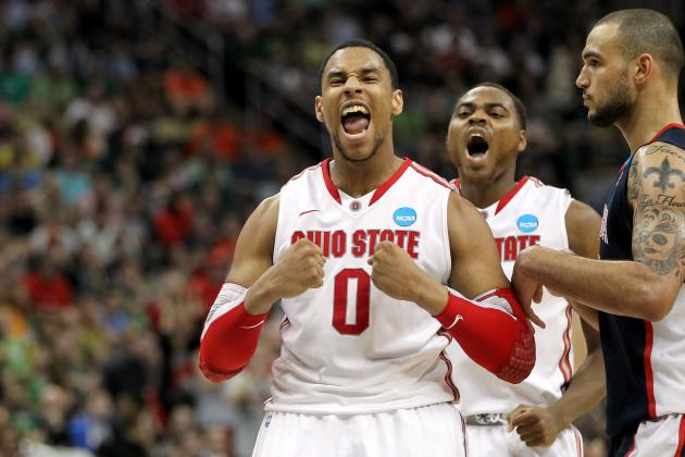 NBA Draft 2012: Jared Sullinger Found Perfect Situation with Boston Celtics