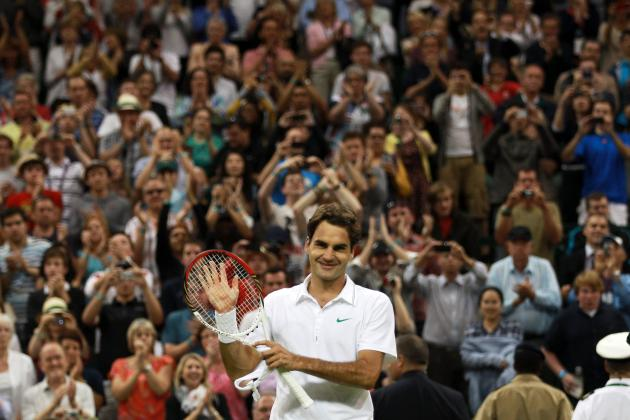 Roger Federer: 2012 Wimbledon Is Best Opportunity for Fed-Ex to Win Grand Slam