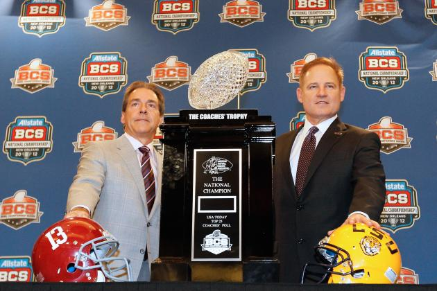 College Football Playoff: What the Format Should Have Looked Like