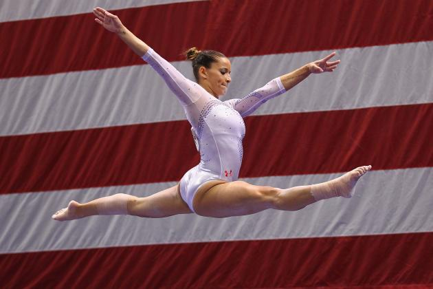 Alicia Sacramone: Gymnast's Last Olympics Chance on the Line