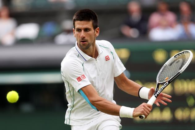 Wimbledon 2012: Day 5 Scores, Results and Recap