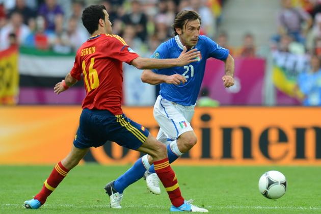 Spain vs. Italy: Why the Neutrals Should Cheer for Italy in Euro 2012 Final