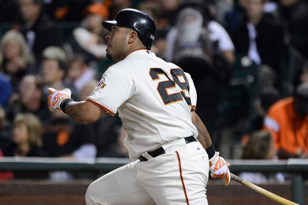 Bochy Impressed with Sanchez's Progress
