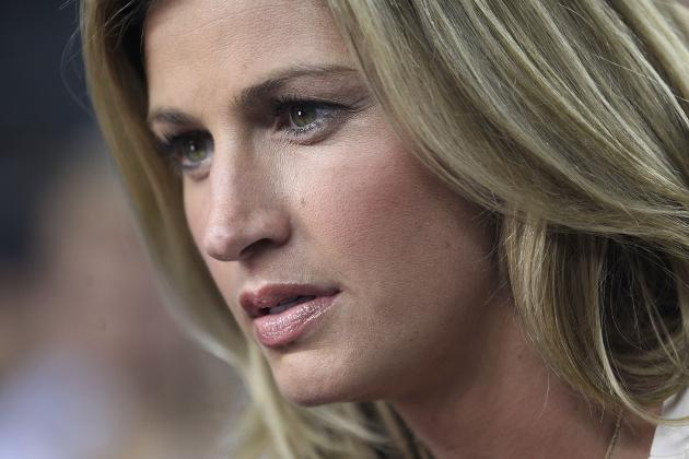 Erin Andrews Leaves ESPN, Draws Interest from Fox Sports