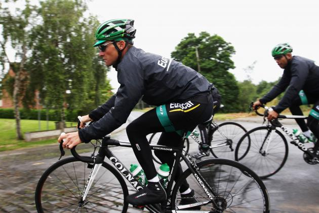 NBC Sports Tour De France 2012: Leading Contenders to Unseat Cadel Evans