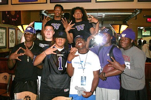 Washington Lands 7 Commitments in Historic Recruiting Day