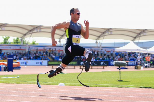 London 2012: Why Oscar Pistorius Deserves a Spot on South Africa's Relay Team