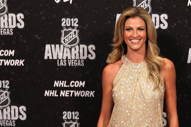 Erin Andrews Set to Leave ESPN After Eight Years