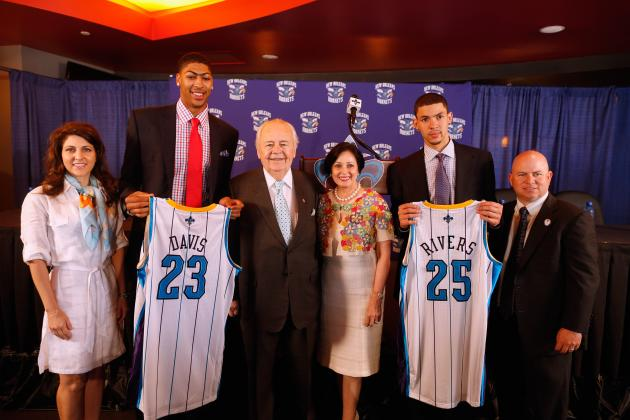NBA Draft 2012: 5 Winners and 5 Losers in This Year's Draft