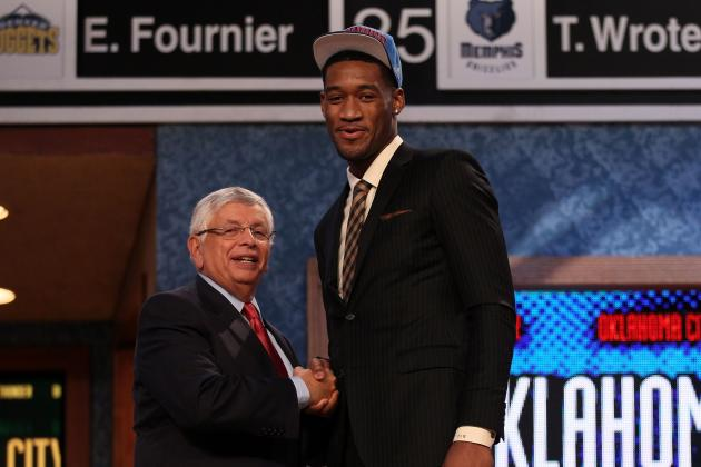 NBA Draft 2012 Grades: Ranking Every Playoff Team's Draft Day
