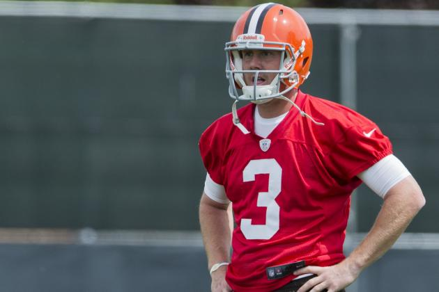 Holdup on Brandon Weeden's Deal Is Full Four-Year Guarantee, League Source Says