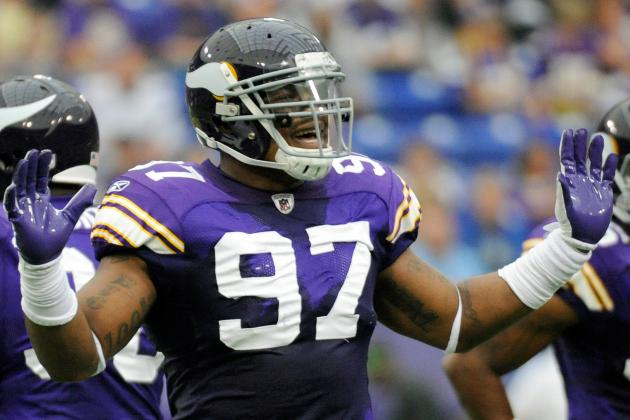 Vikings Training Camp: Why Everson Griffen Shouldn't Be a Linebacker