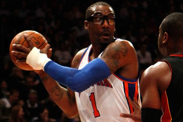 Stoudemire Plans to Work with Olajuwon in Offseason