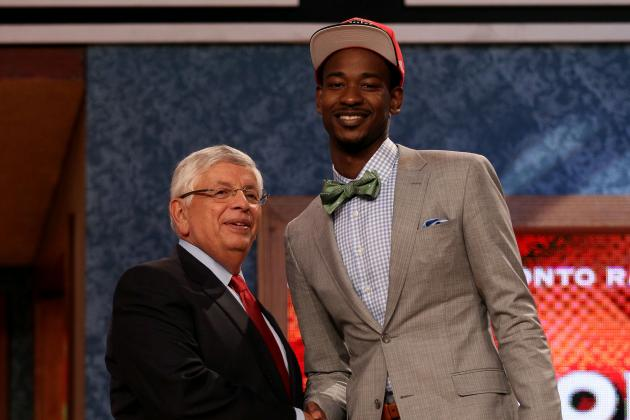 NBA Draft Suits: The Best and Worst Dressed Players at Thursday's Draft