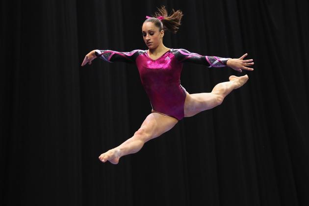 US Olympic Gymnastics Trials Results 2012: Top Qualifiers, Updates & Highlights
