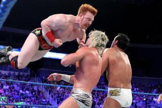 WWE SmackDown: Sheamus Retains, Money in the Bank Qualifiers and More