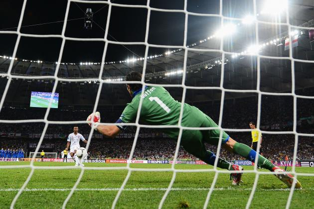 Euro 2012: England's Penalty Villains Wanted for Remake of Classic Commercial