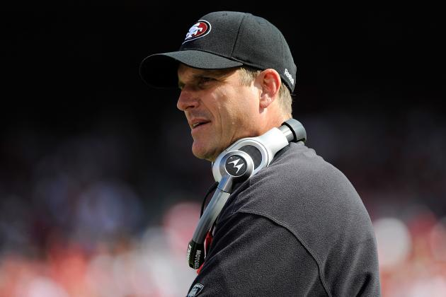 San Francisco 49ers: Can Jim Harbaugh Repeat as NFL's Head Coach of the Year?