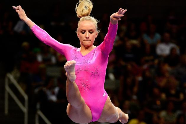 US Olympic Women's Gymnastics Team: Say Goodbye to Nastia Liukin on Sunday