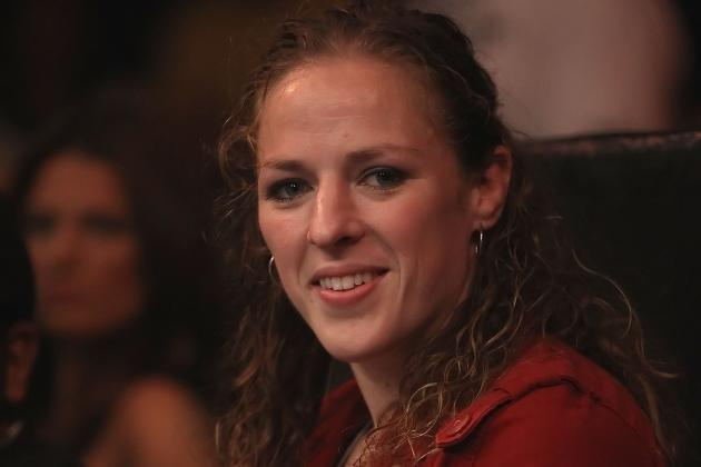 Strikeforce's Sarah Kaufman on Rousey: 'I Definitely Want to Test Her Chin'