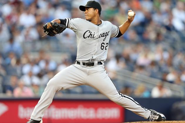 White Sox Fans Shouldn't Worry About Jose Quintana's Rough Outing