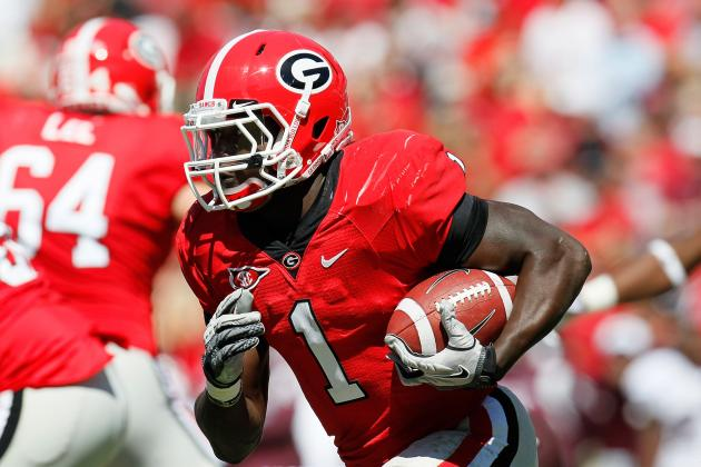 Isaiah Crowell Dismissed: Are the Georgia Bulldogs Still SEC Contenders in 2012?