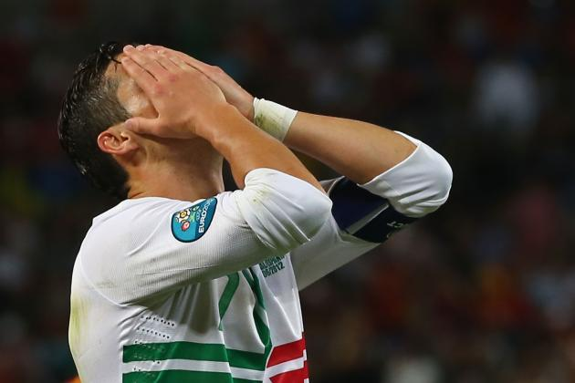 Euro 2012: My Brief Moment of Sympathy for Cristiano Ronaldo