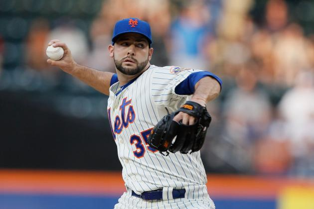 Dillon Gee Has Been Nice Fantasy Surprise for New York Mets