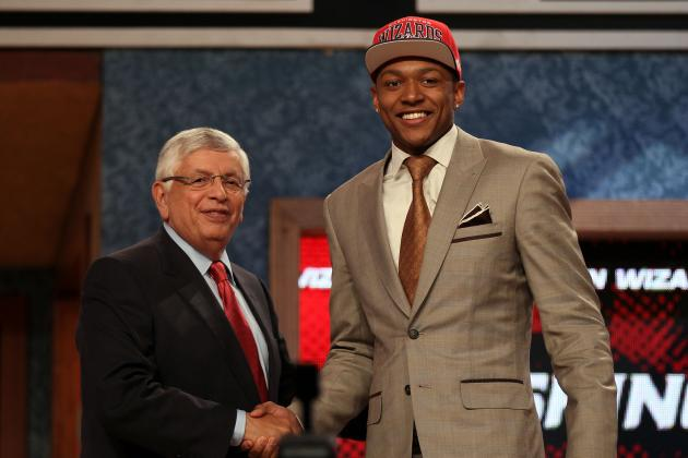 NBA Draft Grades: Winners and Losers in Top 5