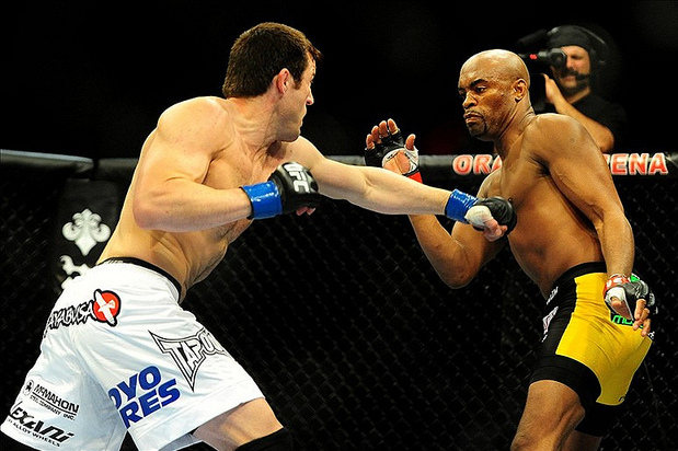 Silva vs. Sonnen 2: 5 Middleweights Anxiously Awaiting the Outcome of UFC Bout
