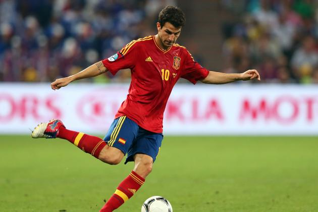 Spain vs. Italy: Why La Roja Should Not Start a Forward Against the Azzurri