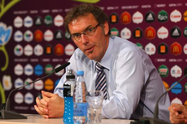 Laurent Blanc: French Manager Reportedly Resigns Post