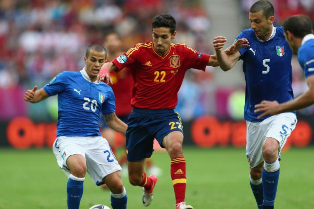 Spain vs. Italy Start Time: Complete Viewing Guide for Euro 2012 Final