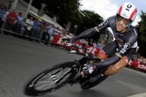 Tour De France 2012: Fabulous Fabian Cancellara Wins Tour Prologue
