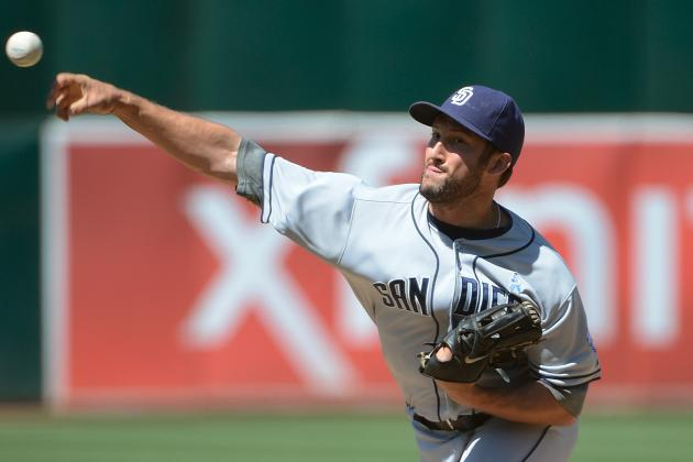 The Mets Called the Padres About Huston Street