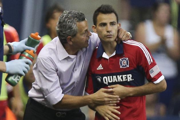Chicago Fire: Winners of Three Straight, Put Onus on a Total Team Effort