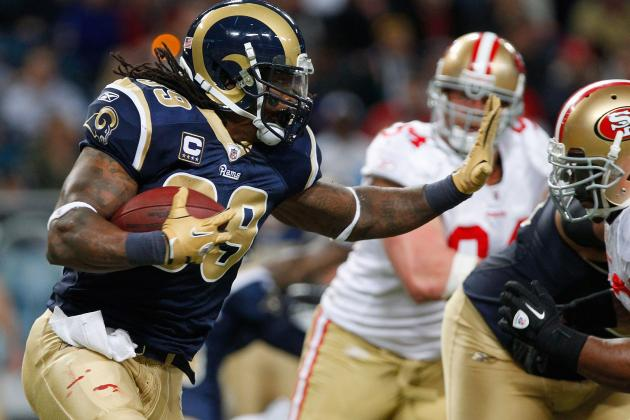 Steven Jackson: St. Louis Rams Star Will Enjoy His Best Season in 2012