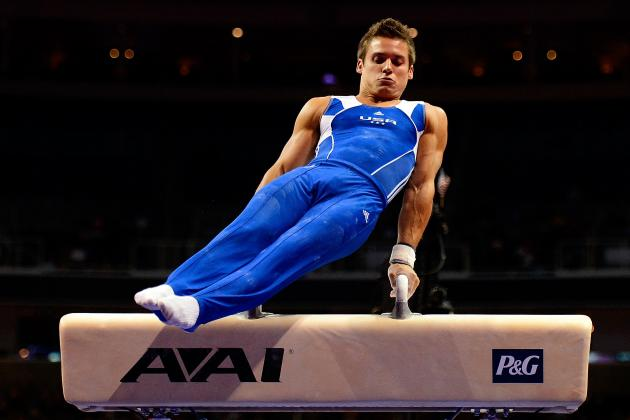 Gymnastics Olympic Trials 2012: What Sam Mikulak Reveals About US Men's Team
