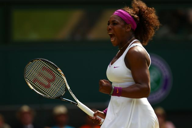 Wimbledon 2012 Schedule: Must-See 4th-Round Matches of Women's Draw