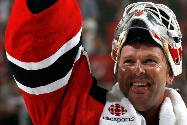 NHL Free Agents 2012: Ranking Martin Brodeur's Potential Landing Spots