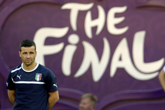 Spain vs. Italy Start Time: When and Where to Watch Epic Euro 2012 Final
