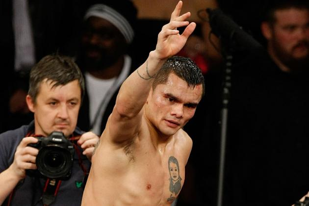 Marcos Maidana Wants Saul Alvarez on September 15, 2012