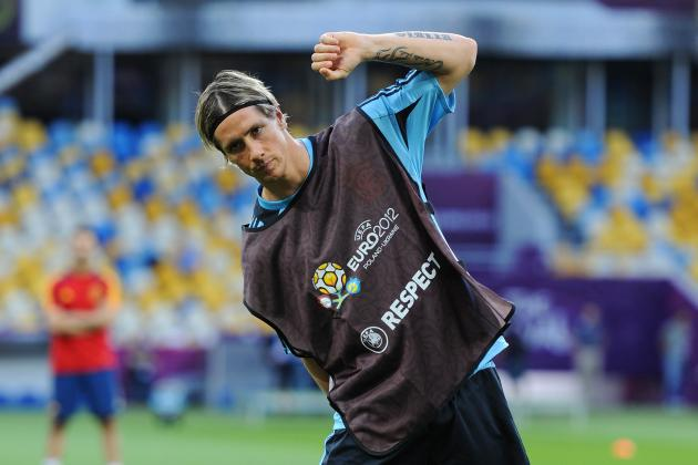 Euro 2012 Final: Fernando Torres and Players Who Must Step Up